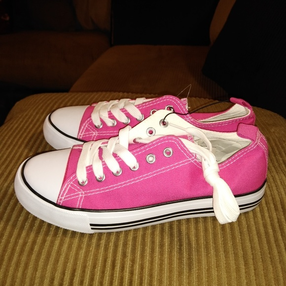 EpicStep Shoes | Epic Step Pink And